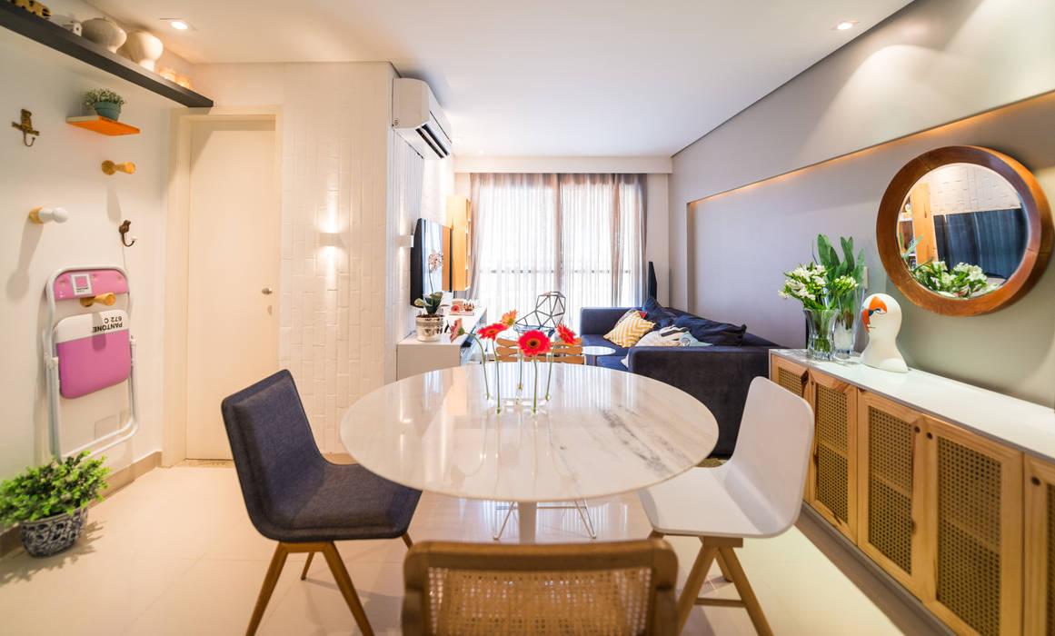 Modern Dining Room by Bloom Arquitetura e Design Modern