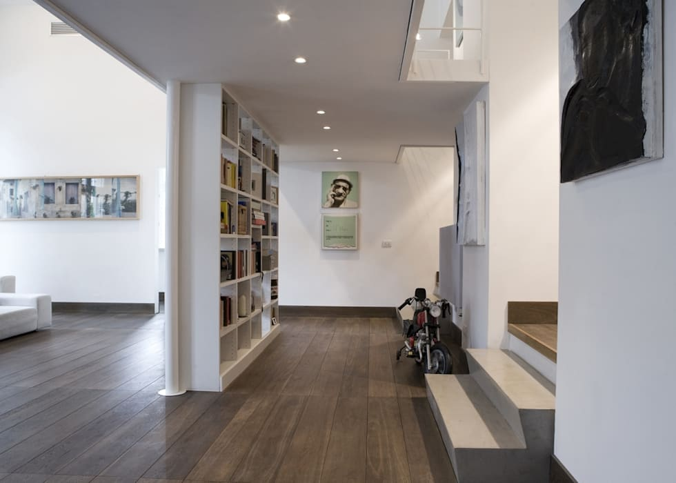 Salones de estilo  de na3 - studio di architettura