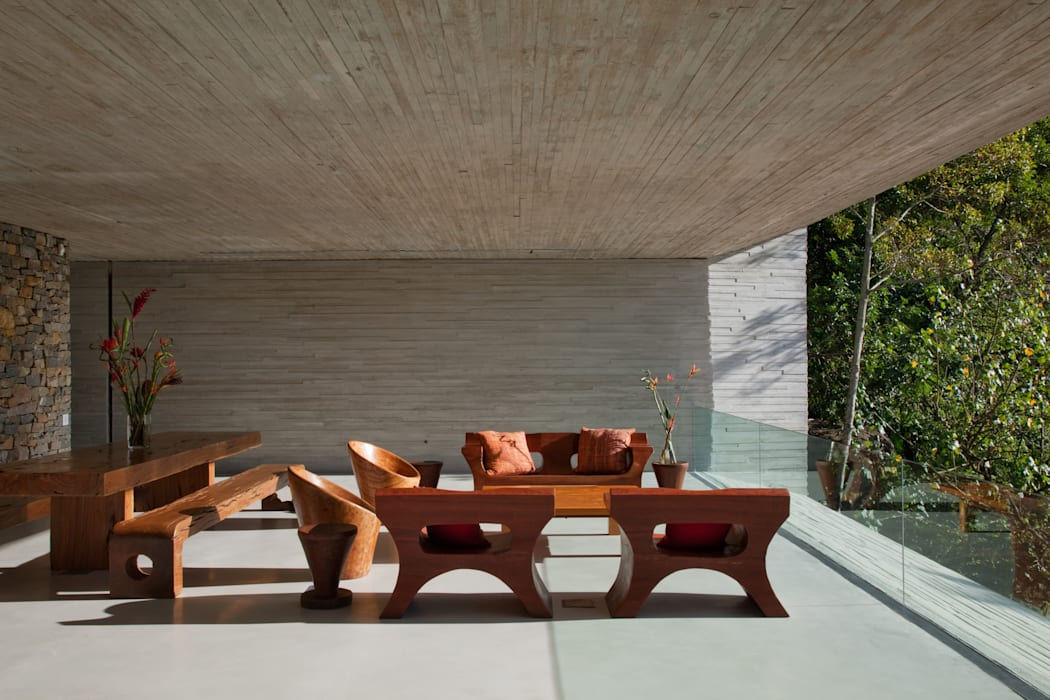 Terrace by Studio MK27