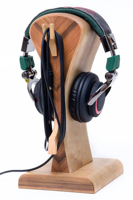 """Stand on the headphones """"IT 1"""" Meble Autorskie Jurkowski Multimedia-RaumElektronik-Zubehör"""