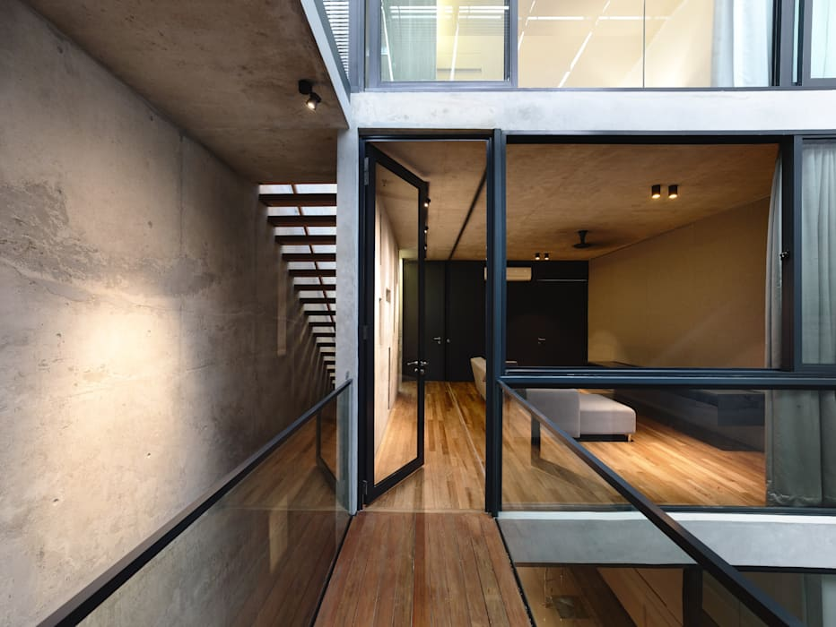 Windows by HYLA Architects,