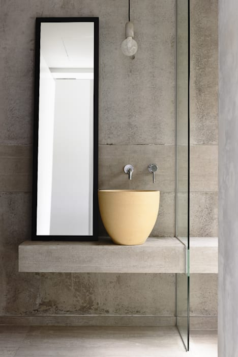 Baños de estilo  por HYLA Architects, Moderno