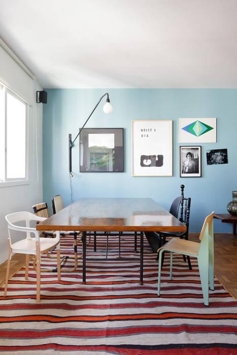Comedores de estilo  por Mauricio Arruda Design,