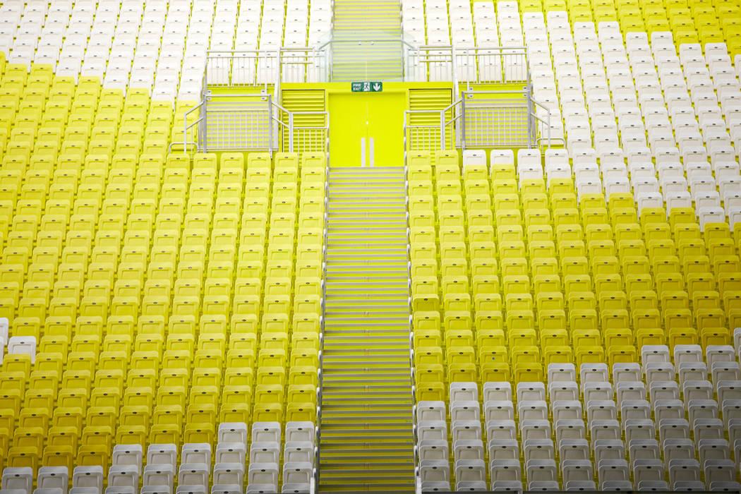 Olympic Structures Stadien von Janie Airey Photographer