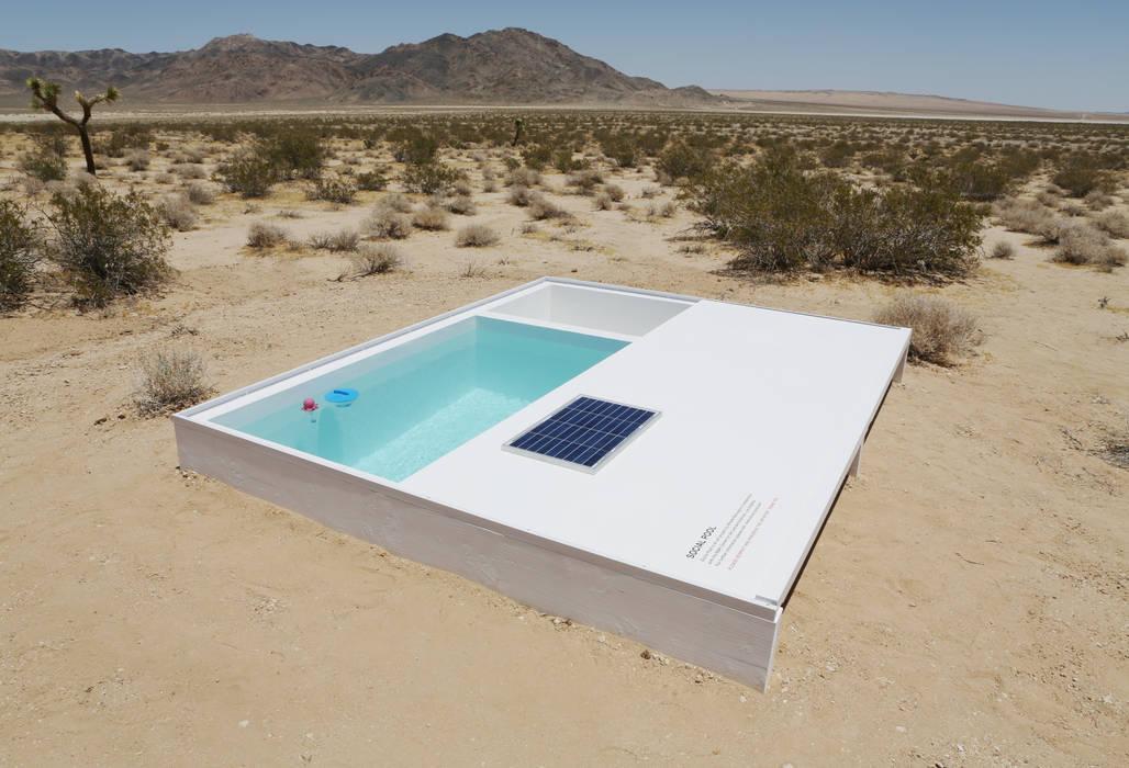 Social Pool Moderne Pools von Alfredo Barsuglia Modern