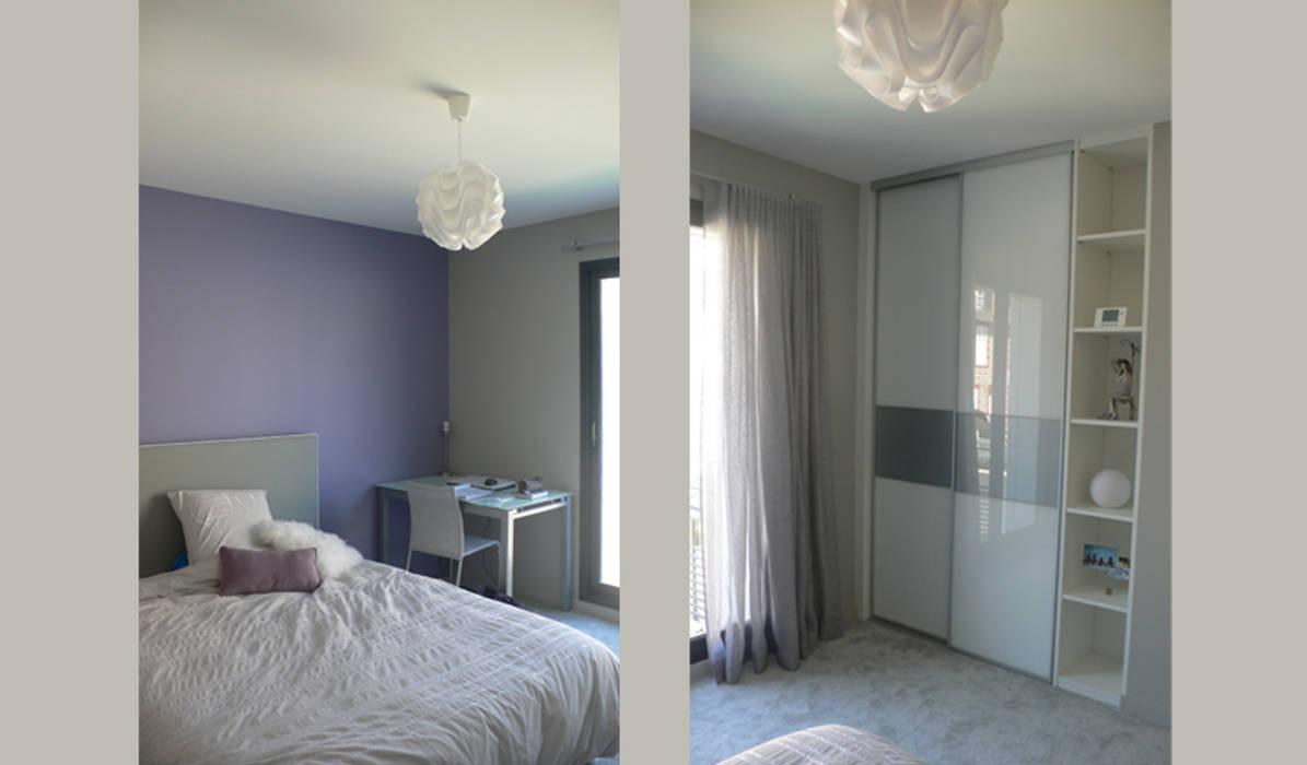 Entre ciel et mer Maisons minimalistes par NKevell Minimaliste