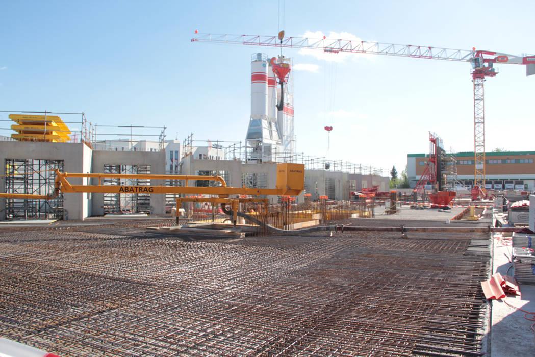 Hôtel Industriel des Gallants Espaces commerciaux industriels par Strata Architecture Industriel