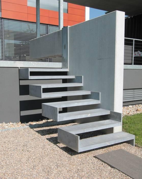 Houses by Udo Ziegler | Architekten, Modern