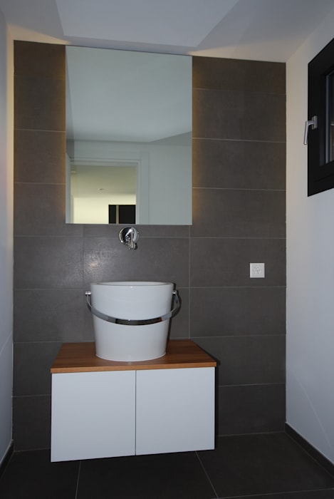 Studio d'architettura Casali Sagl Rumah: Ide desain interior, inspirasi & gambar