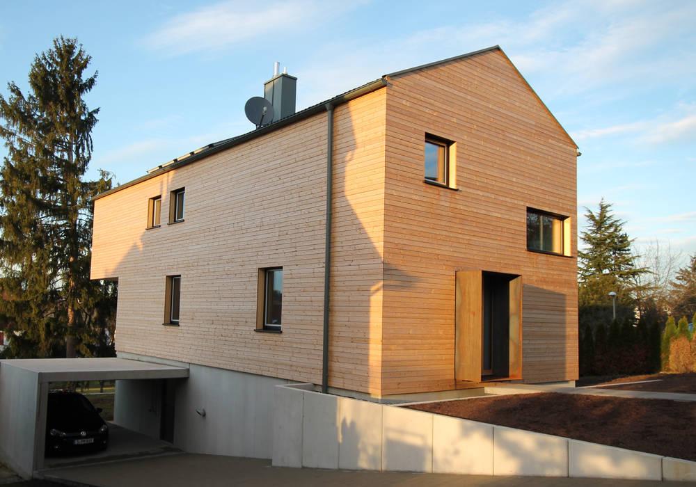 Langhaus Udo Ziegler   Architekten Moderne Häuser
