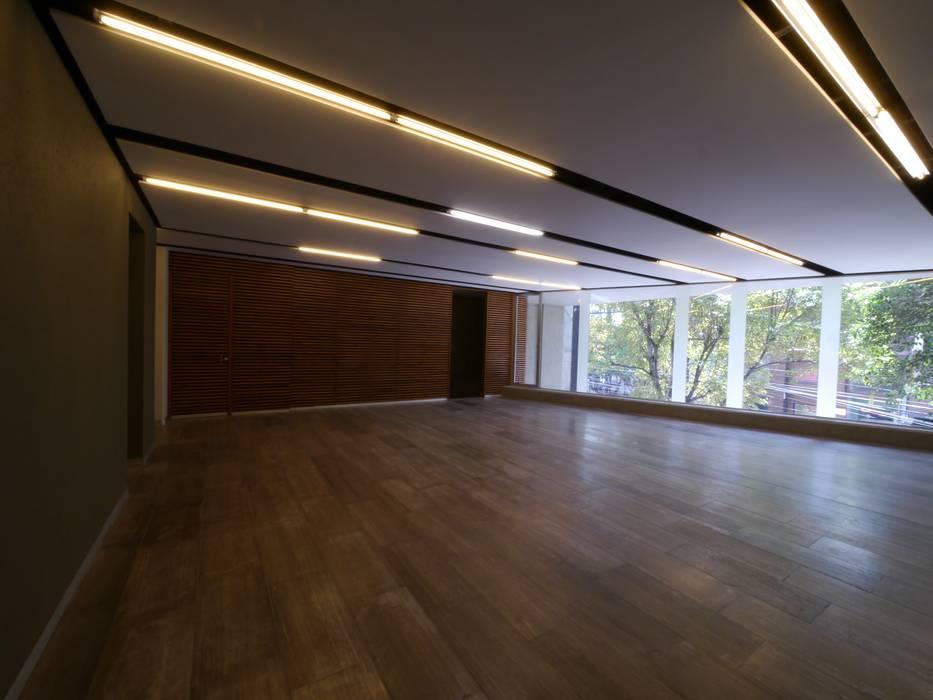 Arquimedes 168 Interior 4 Casas modernas de Mimesis Desarrolladora Moderno