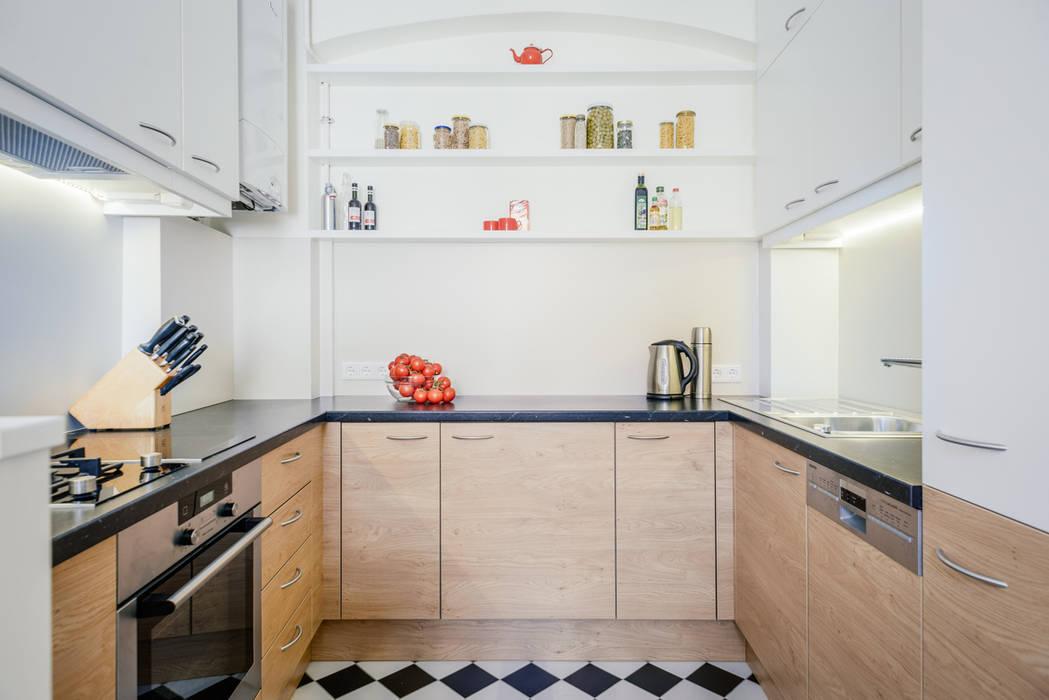 Dapur oleh raumdeuter GbR, Modern