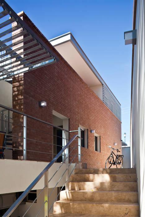 RESIDENCIA R Casas modernas de ARQUITECTURA EN PROCESO Moderno