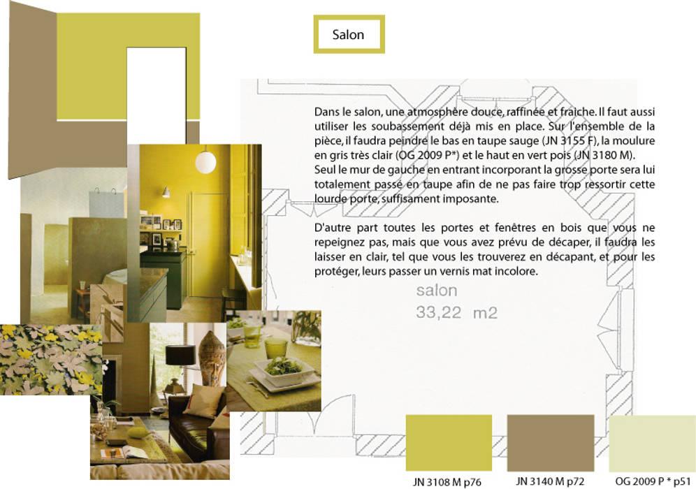 SALON 1 Maisons classiques par Saint Roch KA International Classique