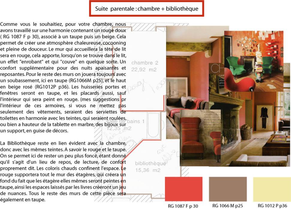 SUITE PARENTALE Maisons classiques par Saint Roch KA International Classique