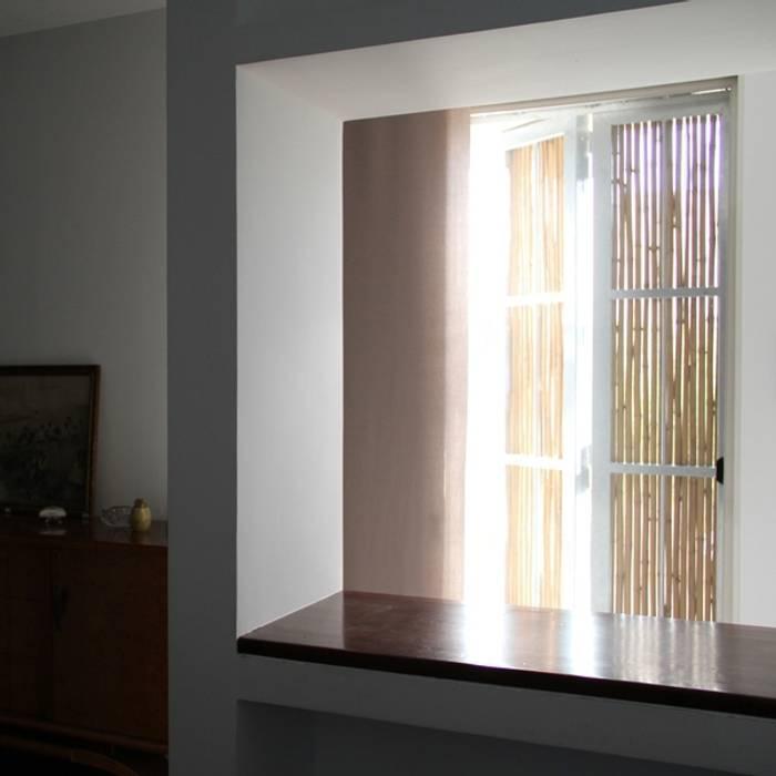 60 OPEN METERS: Case in stile  di FPAA / Fiori Pietrapiana Architetti Associati