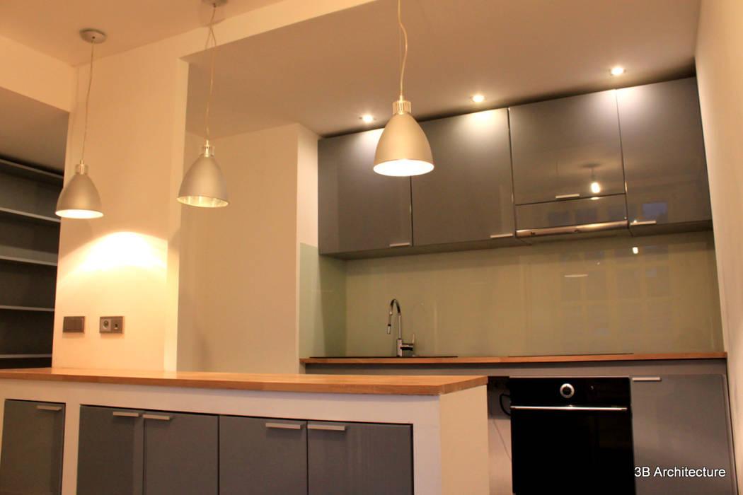 Cuisine: Cuisine de style de style Moderne par 3B Architecture