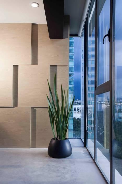 Jendela oleh Taller David Dana Arquitectura, Modern