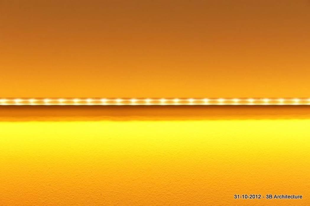 Eclairage intégré par 3B Architecture Moderne