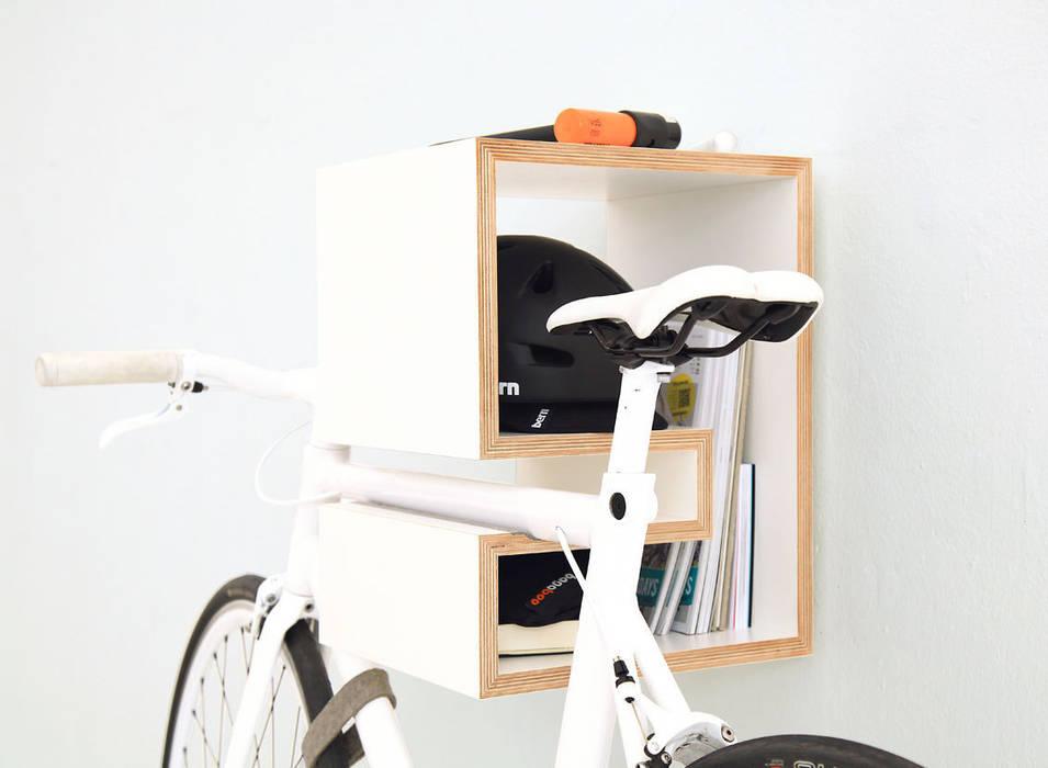 現代  by MIKILI – Bicycle Furniture, 現代風