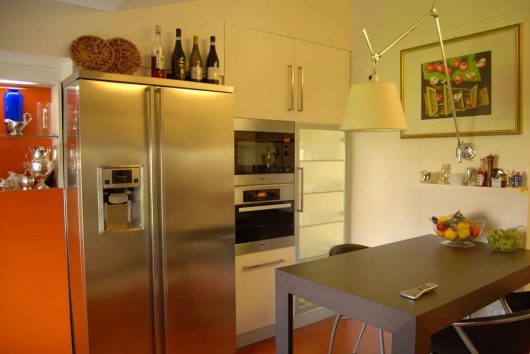 Cucina di progetto habitat Classico