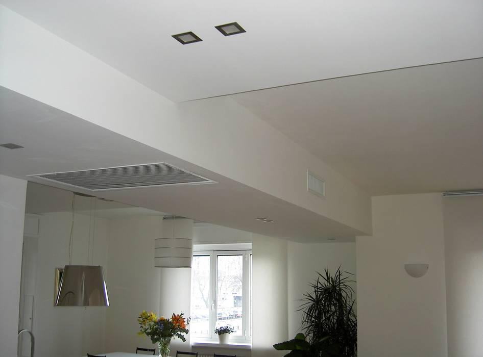 Salones de estilo minimalista de Studio Architetto Daniele Agostinelli Minimalista