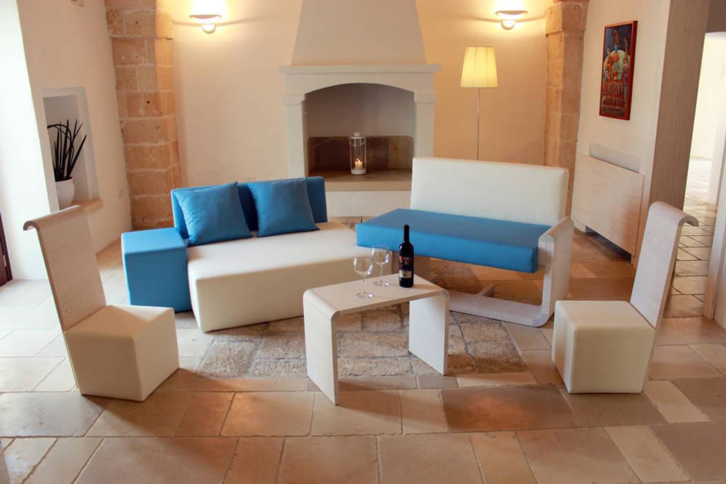 O.T.A. 6 new relax experience Irene Don Giovanni Designer SoggiornoDivani & Poltrone
