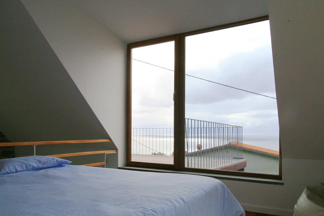 Stone Barn Conversion Jardim Mayer & Selders Arquitectura Rustic style hotels