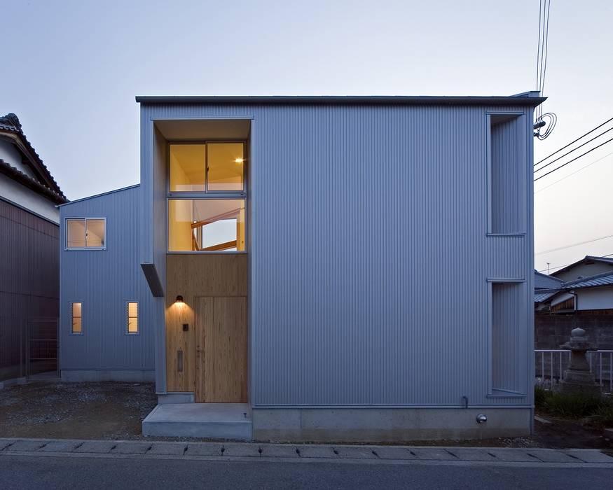 兵庫・S: 塔本研作建築設計事務所が手掛けた家です。,モダン