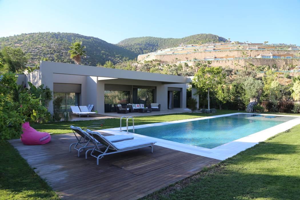 Casas de estilo mediterráneo de ISLA GRUP Mediterráneo