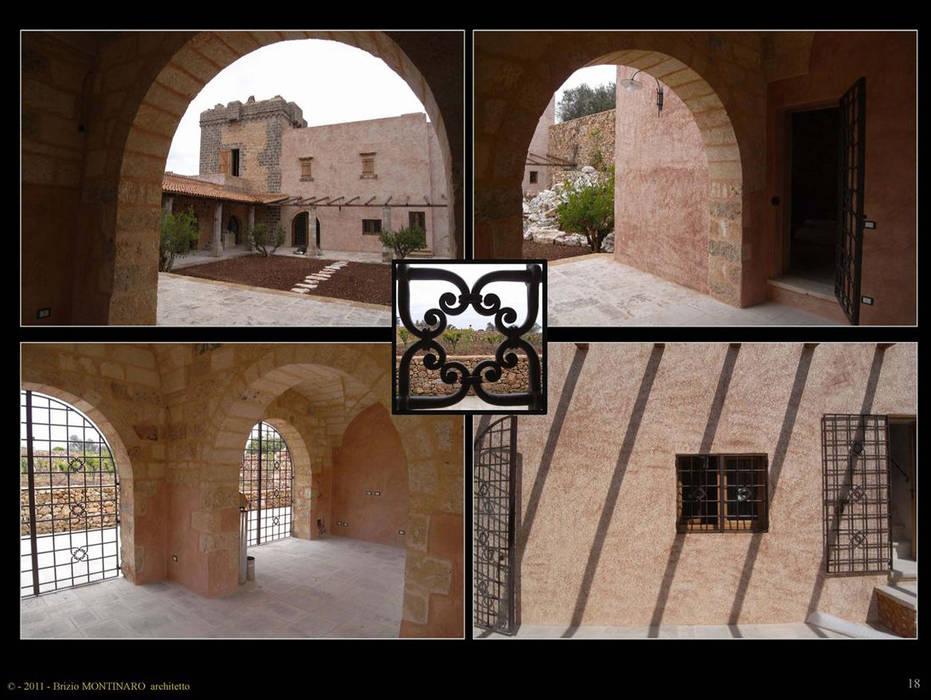 Masseria Matine nel Salento:  in stile  di HOPILAB senior architect