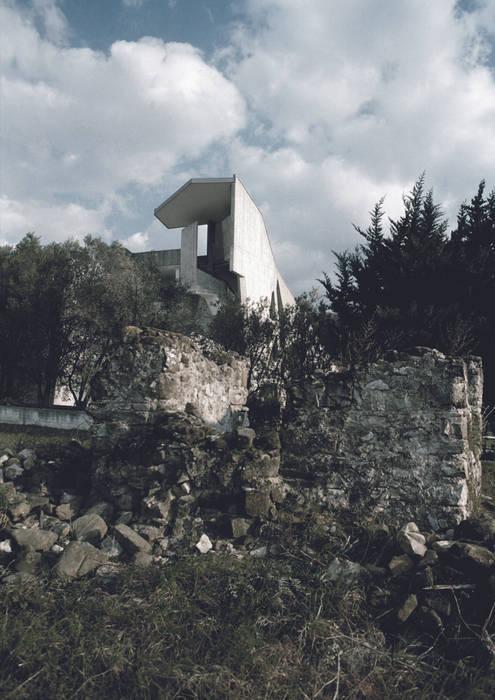 Ampliamento di una residenza, Altavilla Silentina, Salerno di South Corner
