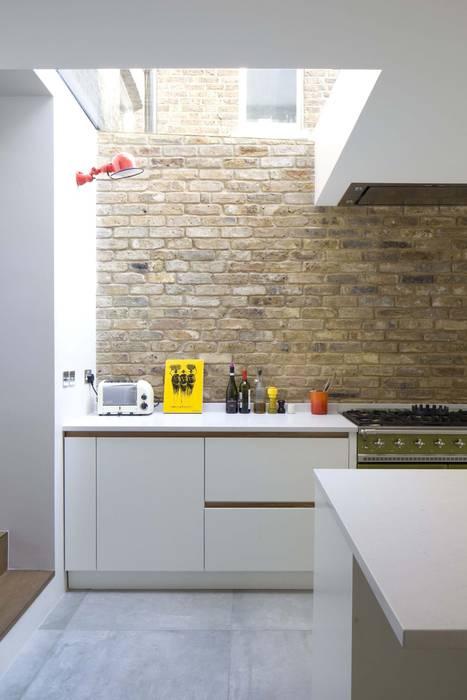 Sam Tisdall Architects LLP:  tarz Mutfak