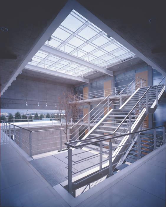 Química Delta de Central de Arquitectura
