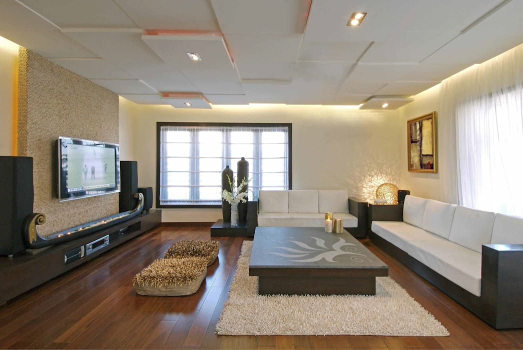 Room of Amazement Minimalist living room by homify Minimalist