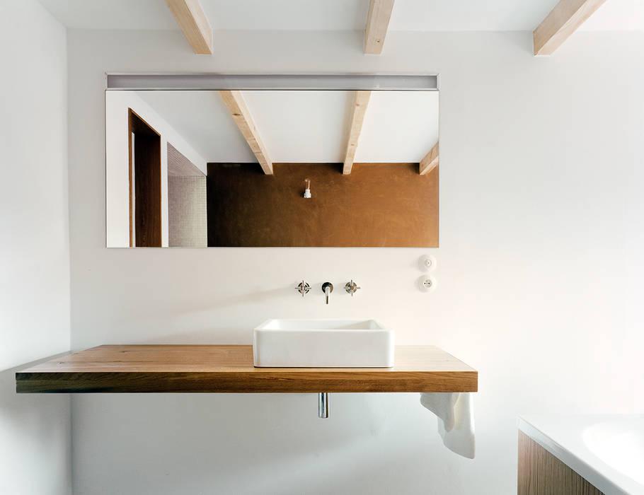 Ванные комнаты в . Автор – JAN RÖSLER ARCHITEKTEN, Минимализм