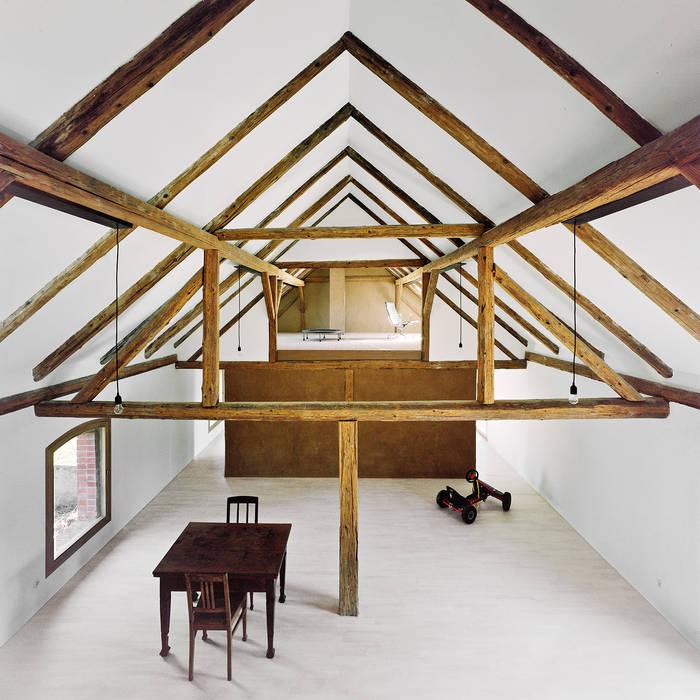 Salon de style  par JAN RÖSLER ARCHITEKTEN