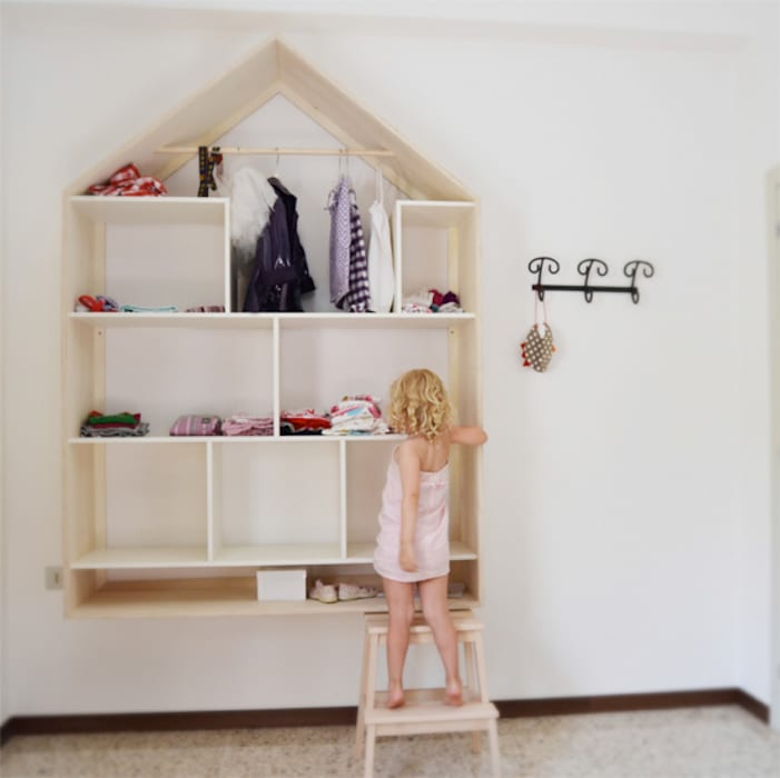 Loop Landscape & Architecture Design Scandinavian style bedroom