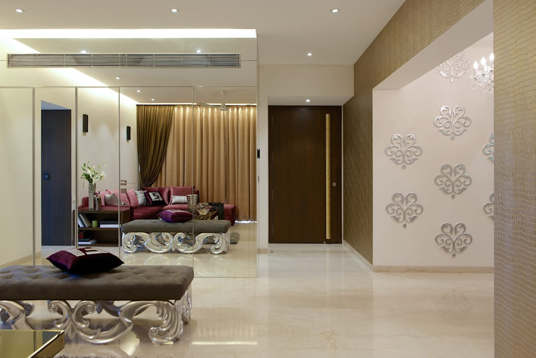 Asian style houses by homify Asian
