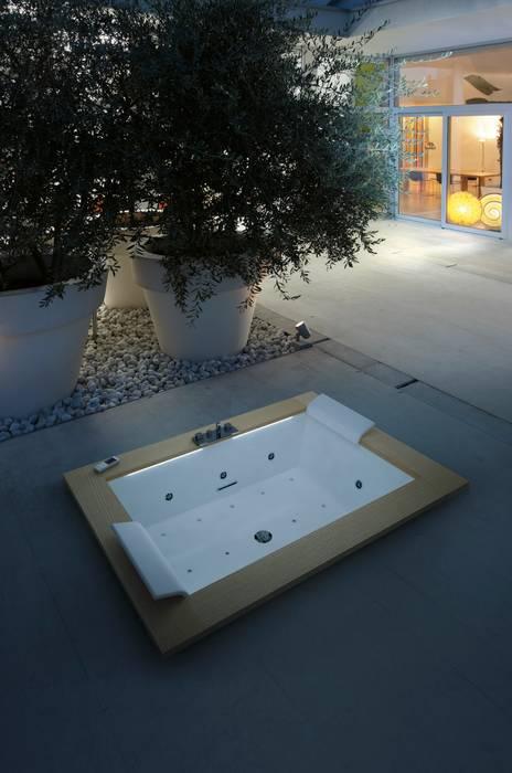 Baños de estilo  de Novellini