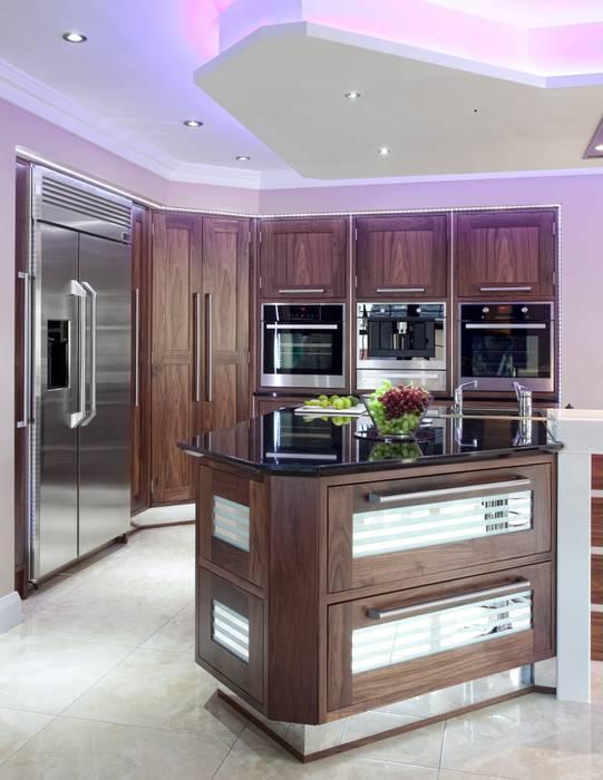 modern  by Kitchens Continental Ltd, Modern