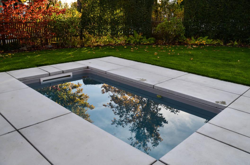 Wat Minipool Sauna Tauchbecken Für Den Garten Garten Von Design