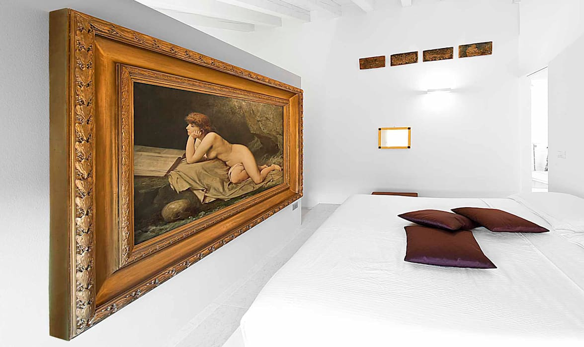 Studio Tecnico Magenis Professionisti Associati: minimalist tarz , Minimalist