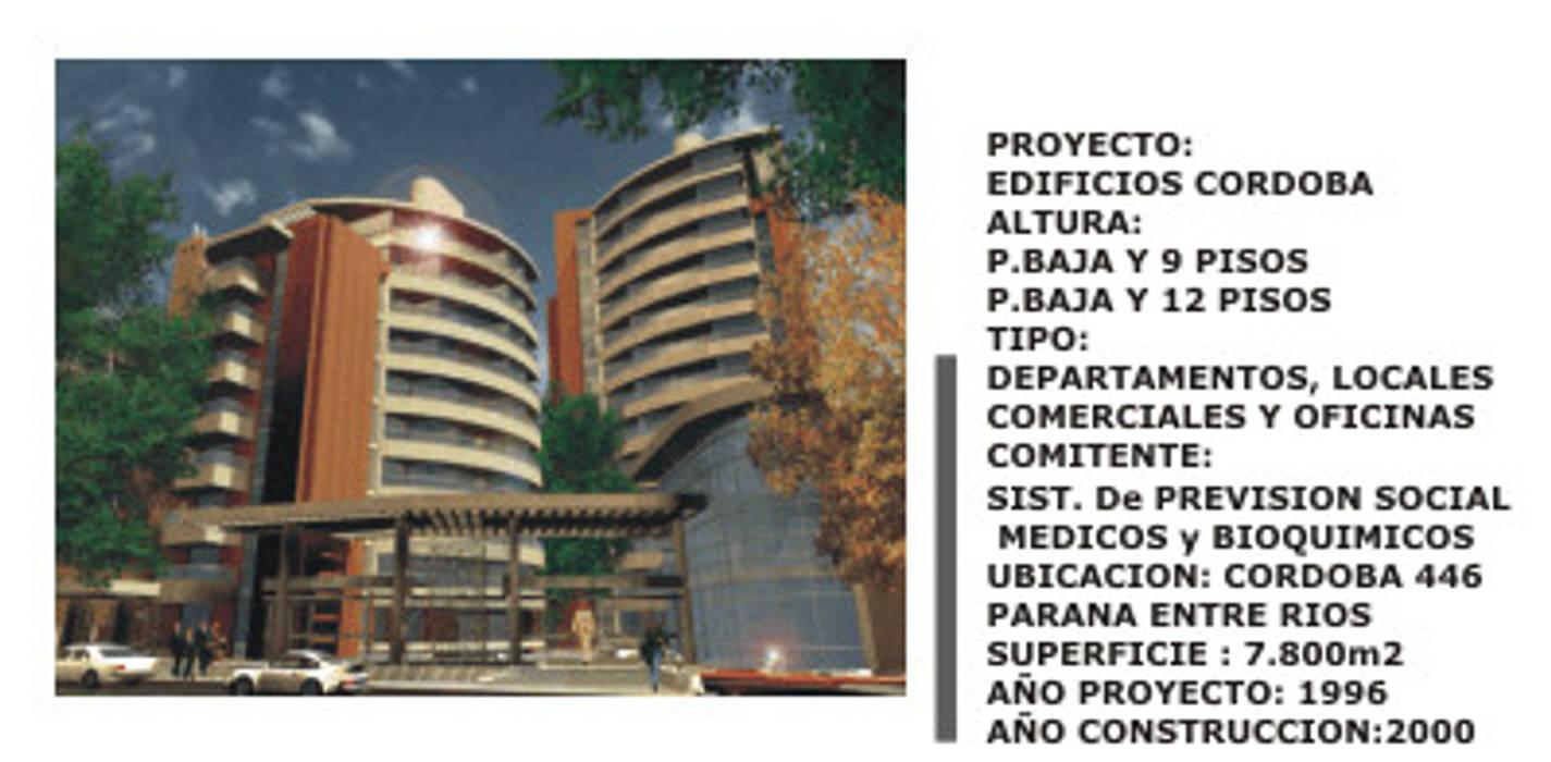 Estudio Cassano y Asociados Rumah Modern