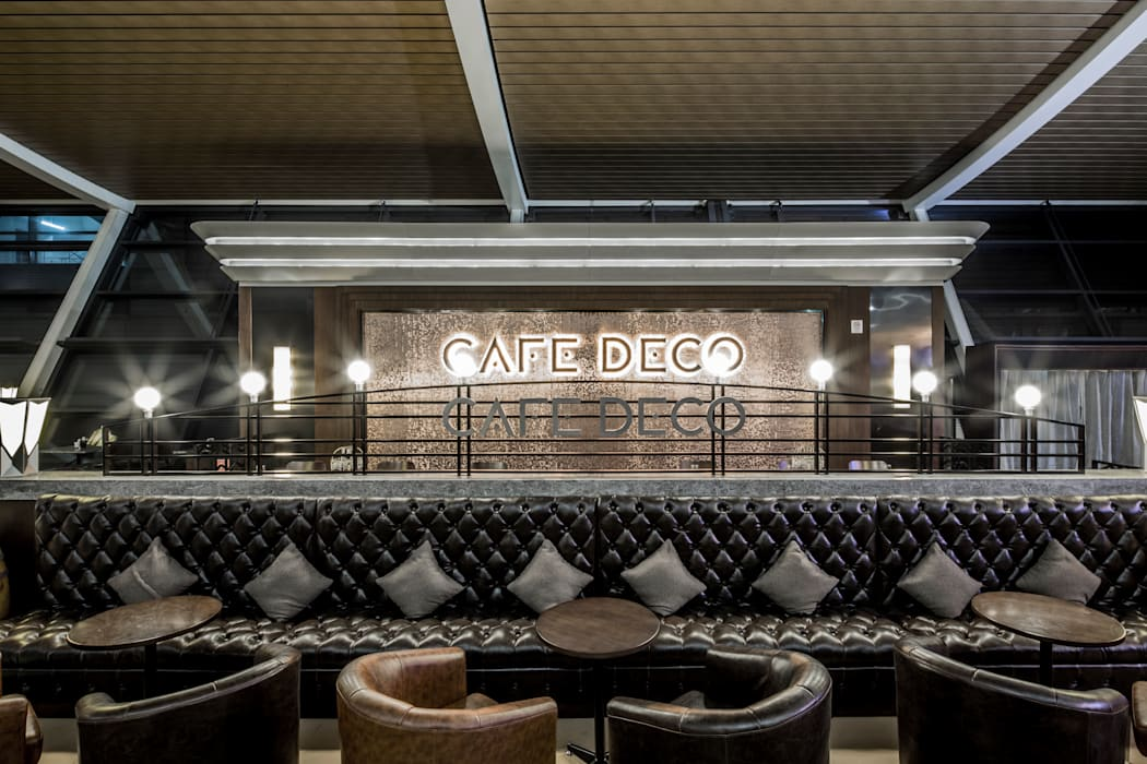 Cafe Deco Shanghai :   by 4N architects,
