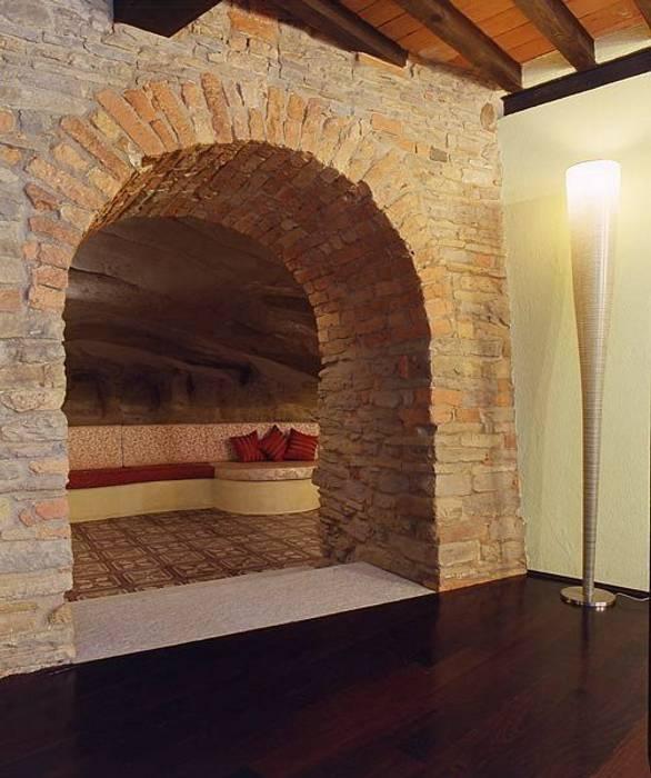 Hilltop House alessandromarchelli+designers AM+D studio Case eclettiche