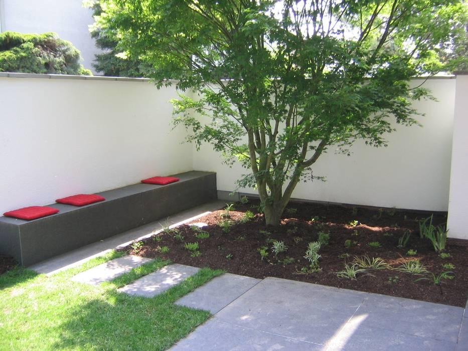 สวน โดย Katrin Lesser, โมเดิร์น