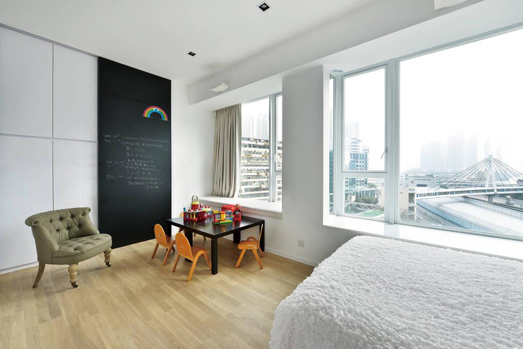 Chambre d'enfant par Millimeter Interior Design Limited