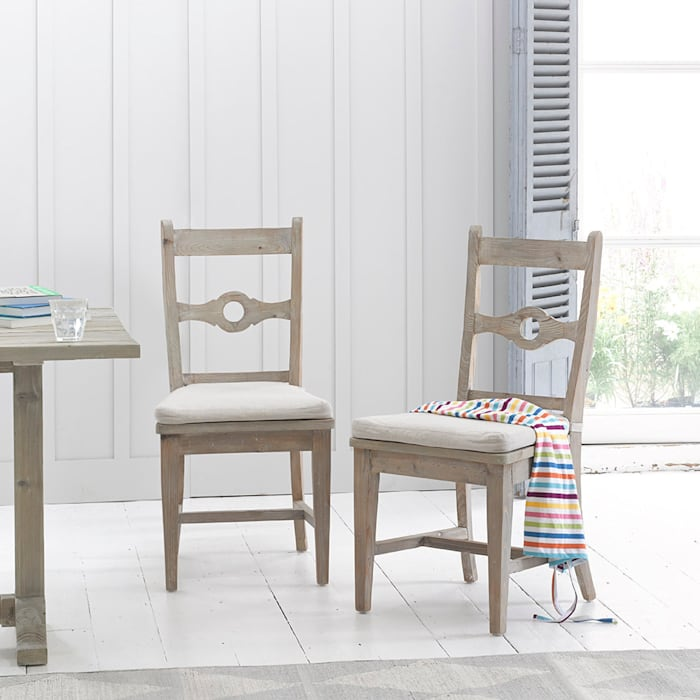 Chinwag Chairs: rustic  by Loaf, Rustic