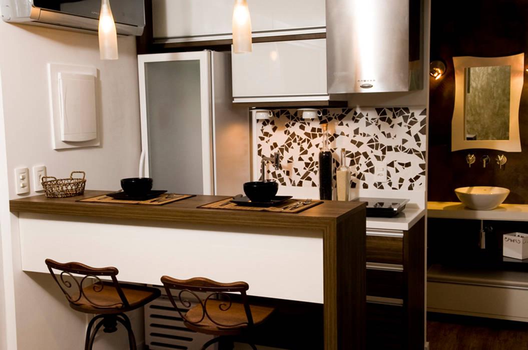 Dapur oleh Ferraro Habitat, Minimalis